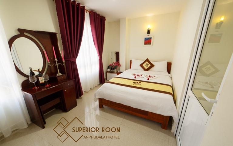 An Phú hotel Đà Lạt 2 * 2N1Đ- không phụ thu cuối tuần