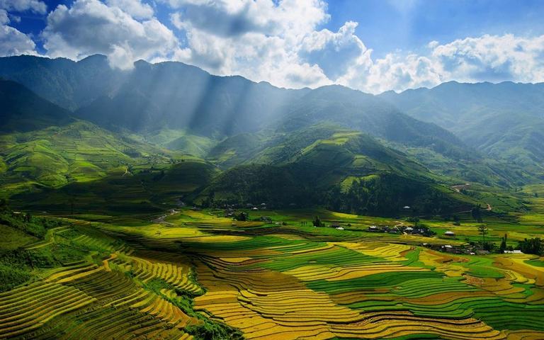 Tour Mai Châu - Pù Luông - Suối Cá thần 2N1Đ