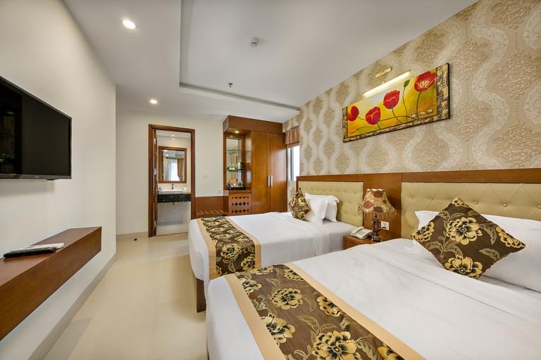 Hùng Anh Đà Nẵng Hotel 3* - Ngay mặt Biển Mỹ Khê xinh đẹp