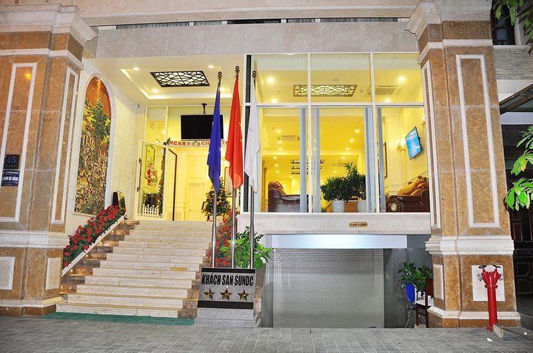 Sea Castle 2 Hotel 3* Da Nang - Superior