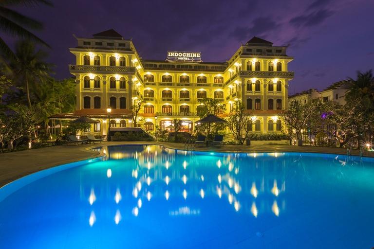 Khách sạn Luna Diamond Riverside Hotel & Spa 3,5*