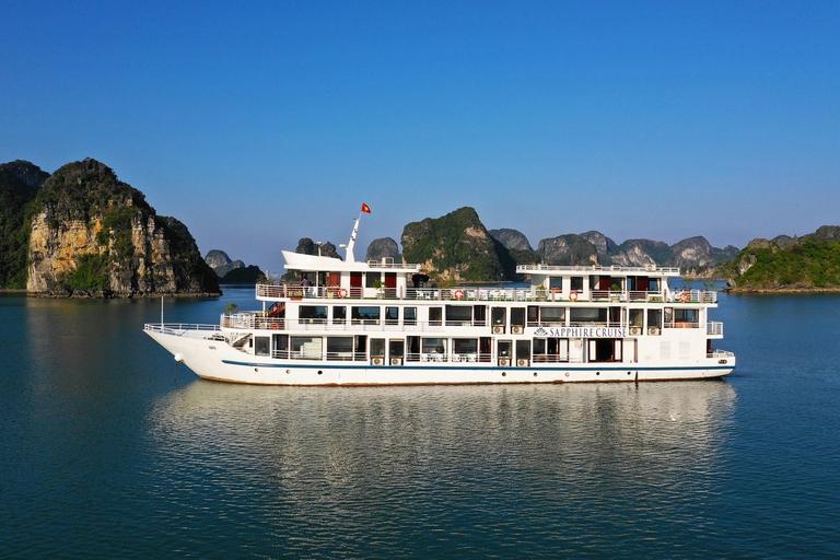 Hà Nội - Hạ Long 2N1Đ trên Du thuyền Sapphire