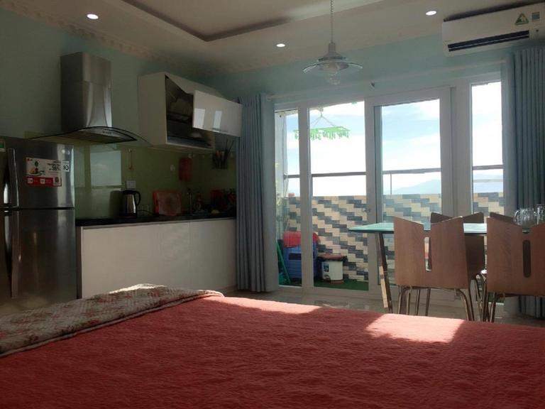 Căn hộ 1 phòng ngủ cho 4 khách Nha Trang -