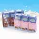 1 thùng 24 hộp sữa tươi vị dâu/ chocolate 200ml