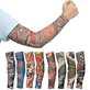 Găng tay tatoo 3D cá tính (giao Ngẫu Nhiên theo từng đợt nhập hàng)