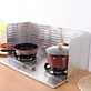 Màn ngăn chống văng dầu mỡ tiện dụng cho căn bếp