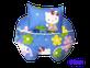 Gối chống trào ngược ( mèo xanh )
