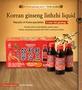 Nước Hồng Sâm- Linh Chi 28 KGS