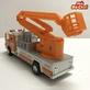 Mô hình xe cứu hộ - Mô hình tĩnh - Đồ chơi mô hình