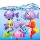 Set 5 con Thú biết bơi trong nước