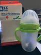 Bình sữa silicon KK037  KKSMART.