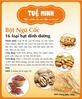 bột ngũ cốc 16 loại hạt cao cấp Tuệ Minh