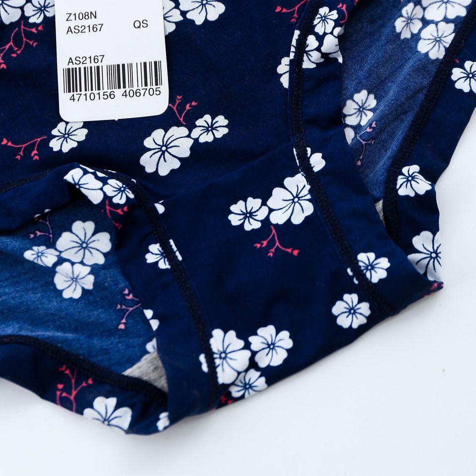 Combo 3 quần lót điều hòa họa tiết hoa nhí