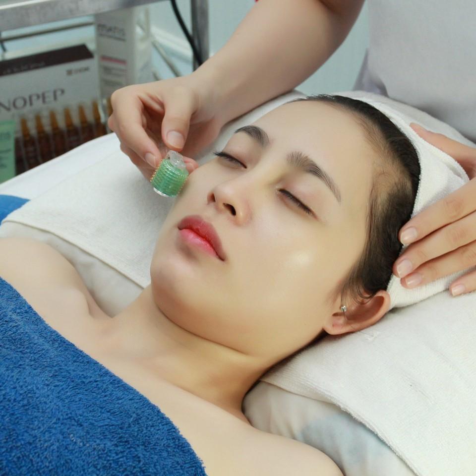 Kết quả hình ảnh cho trị rỗ spa